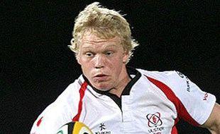 L'Espoir du rugby Irlandais Nevin Spence, décédé le 15 septembre 2012
