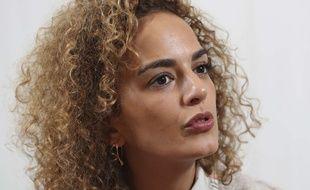 Leila Slimani, l'une des auteures de la tribune