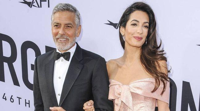 George Clooney met une de ses Harley aux enchères pour aider les vétérans
