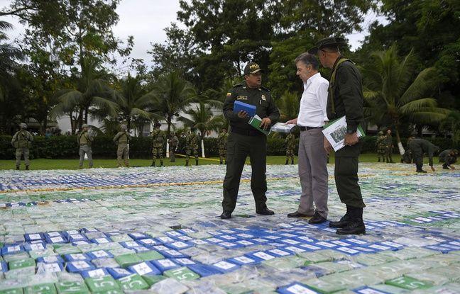 nouvel ordre mondial | Colombie: Sous pression de Trump, le pays annonce une saisie record de 12 tonnes de cocaïne