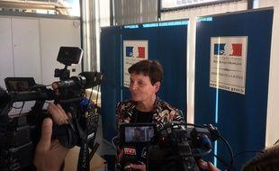 Marie-Madeleine Alliot, procureur de la République a tenu une conférence de presse ce mardi.