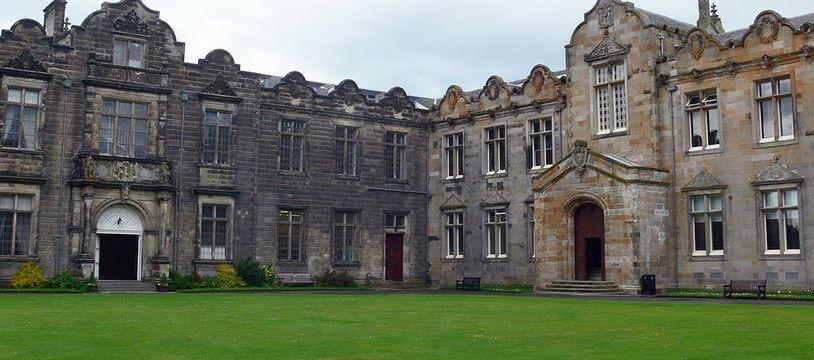 L'université de St Andrews fait partie des 25 plus vieilles universités au monde.