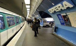 Image d'illustration de la RATP.