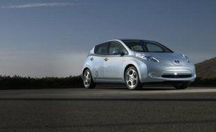 La Nissan LEAF connait un succès retentissant