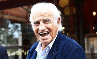 Jean-Paul Belmondo en septembre 2017.