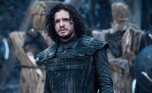 Kit Harington dans la saison 4 de «Game of Thrones».