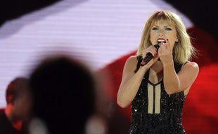Taylor Swift est la chanteuse la mieux payée de 2016