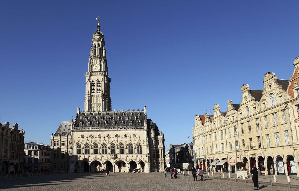 arras: la ville surfe sur l'effet «monument préféré des français» - Cours De Cuisine Arras