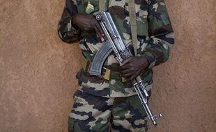 Un soldat de l'armée du Niger (illustration).