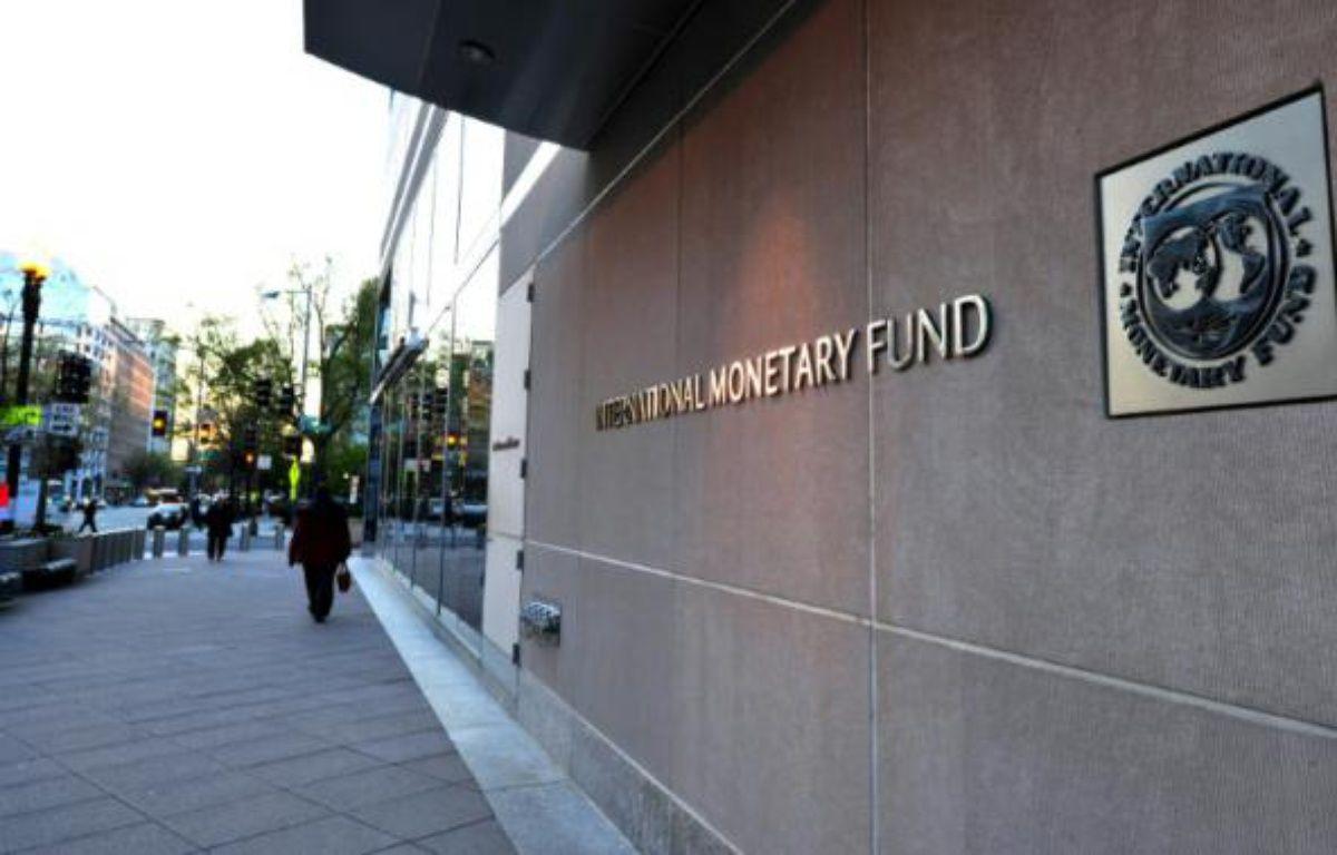 Le FMI tend une nouvelle fois la main à l'Ukraine.  – Karen BLEIER AFP