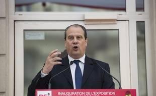 Le Premier secrétaire du Parti socialiste Jean-Christophe Cambadélis, à Solferino, le 1er juillet 2014.