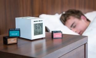 Le réveil olfactif propose une quinzaine d'odeurs