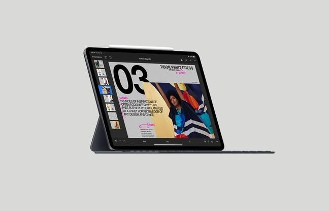 iPad Pro 12,9'', d'Apple