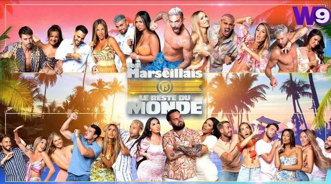 Marseille - cover