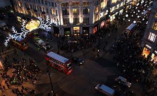 Extrait du documentaire «Les villes intelligentes». Les pouvoirs publics britanniques tentent de fluidifier le trafic à Oxford Circus à Londres grâce à la numérisation.