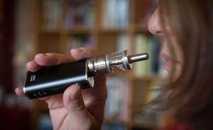 L'Etat du Massachusetts a interdit la vente de toutes les cigarettes électroniques. (Illustration)