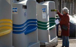 En Paca, 33,5kg de déchets sont recyclés par an, contre 44,5kg au plan national.