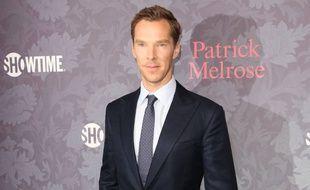 L'acteur Benedict Cumberbatch