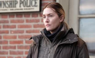 Kate Winslet est l'héroïne de la série « Mare of Easttown ».