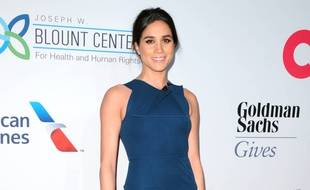 L'ancienne actrice, Meghan Markle