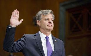 Christopher Wray a été confirmé à la tête du FBI par le Sénat américain le 1er août 2017.
