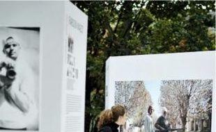 On peut s'amuserà chercher des similitudes entre les oeuvres d'artistes d'un même pays.
