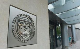 Le siège du FMI à Washington, le 5 juillet 2015