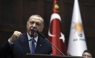 Recep Tayyip Erdogan ne veut pas recevoir le vice-présent américain.