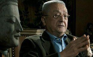 Jacques Vergès dans le documentaire de Barbet Schroeder, en 2007