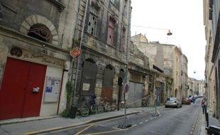 Le théâtre de la Lucarne et l'immeuble voisin vont être complètement réhabilités.