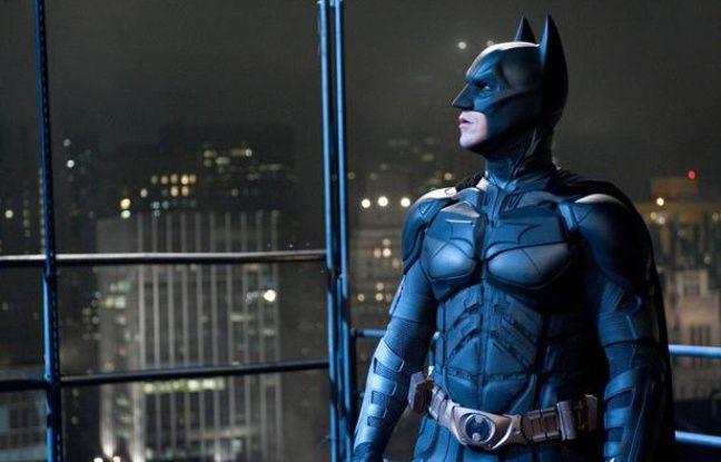 Extrait du film «The Dark Knight Rises» de Christopher Nolan.