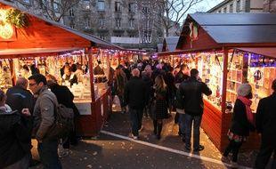 Strasbourg: Comment rester zen pendant la folie du marché de Noël? (Archives)