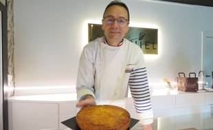 Pâtissier à Rennes, Laurent Le Daniel a été sacré meilleur ouvrier de France en 1997.
