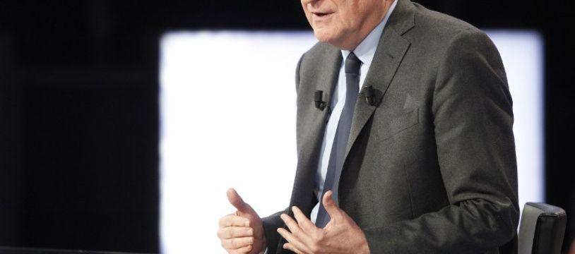 Jacques Cheminade a annoncé sa candidature à la présidentielle de 2017, le 4 avril 2016