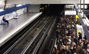 (Illustration) Les syndicats UNSA, CGT, FO, CFE-CGC et SUD ont appelé à la grève des personnels de la RATP, ce vendredi, pour protester contre la réforme des retraites préparée par le gouvernement.