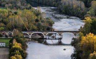 La vallée de Beynac-et-Cazenac en Dordogne
