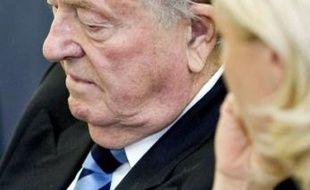 Marine Le Pen pourrait succéder à son père.