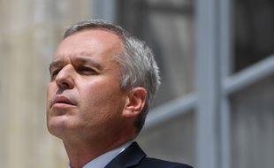 François de Rugy, près de deux semaines après sa démission du gouvernement, a dénoncé une cabale contre lui et son épouse.