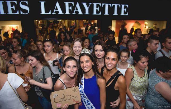 Coline est la nouvelle Miss Montpellier.