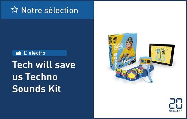 Le Techno Sounds Kit