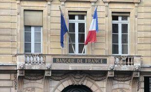 Illustration de la Banque de France.