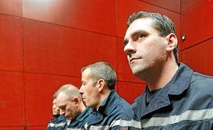Les pompiers étaient parties civiles.