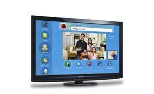 Ces téléviseurs mettent à disposition des applications comme Skype ou Twitter.
