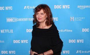 L'actrice Susan Sarandon