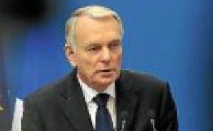 Jean-Marc Ayrault, le 6 novembre.