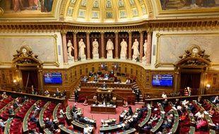 Le Sénat, le 16 juillet 2020.