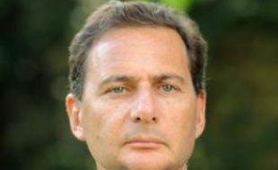 Eric Besson, ministre de l'Immigration.