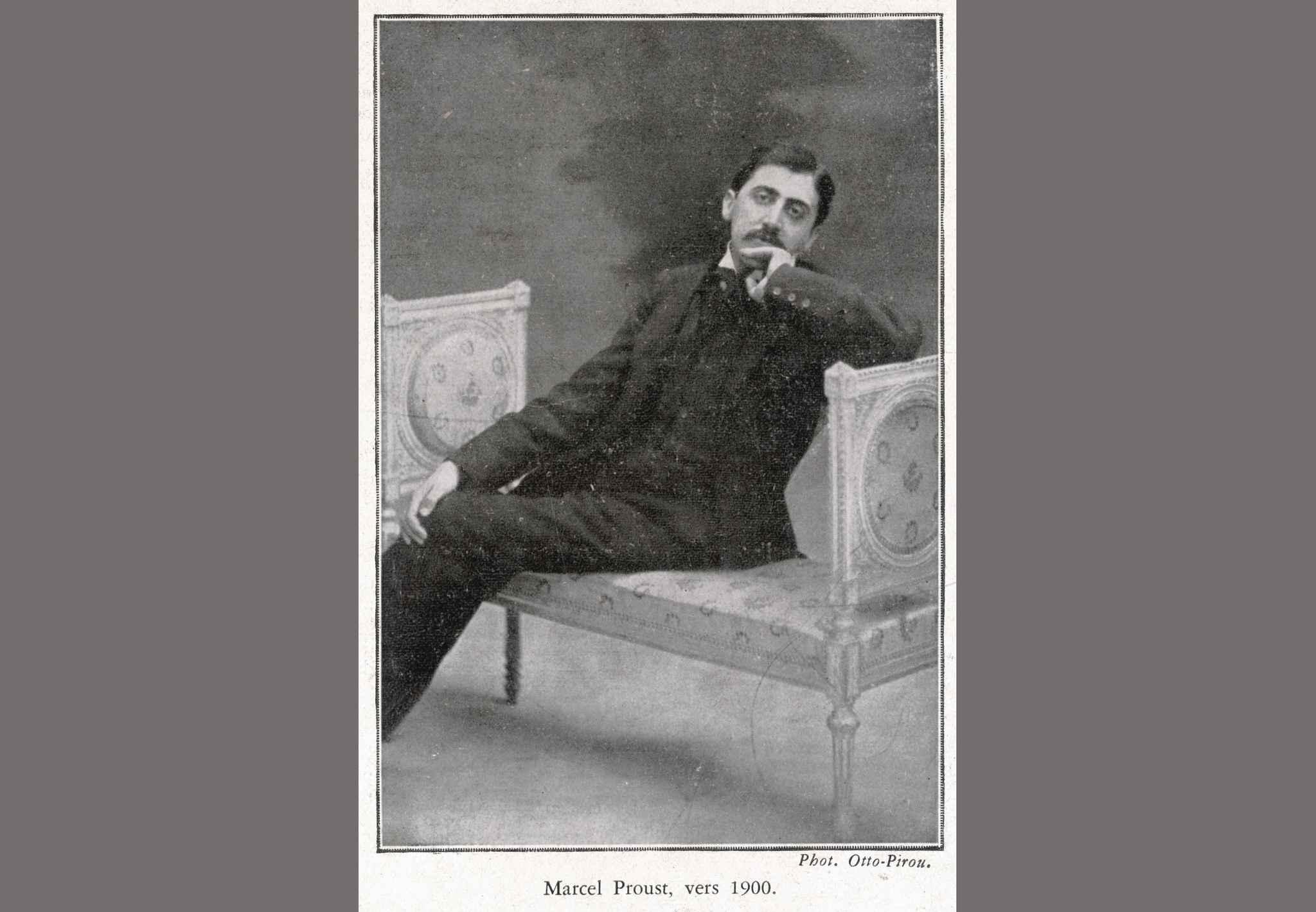 Un chercheur pense avoir découvert les premières images filmées de Marcel Proust