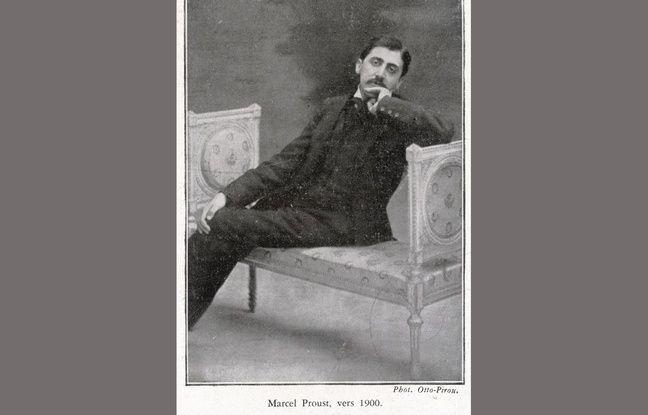 Des images filmées de Marcel Proust auraient été découvertes pour la première fois