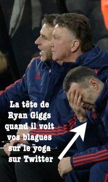 Ryan Giggs (29 ans à Manchester United) pense que le secret de sa longévité est le yoga